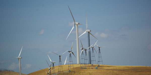 Altamont Pass: What's the Story with Those Windmills?
