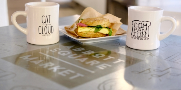 Local Bakers and Roasters Join Forces at Cat. Cloud. Companion