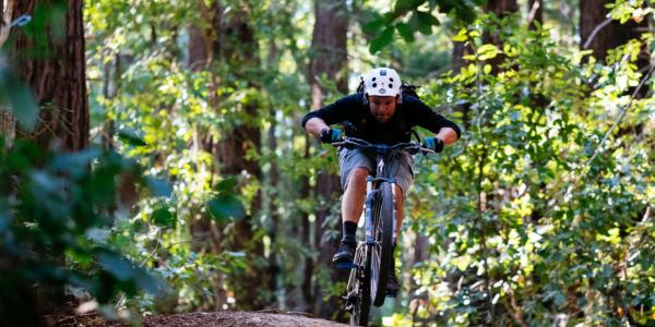 Top Mountain Biking Trails in Santa Cruz County