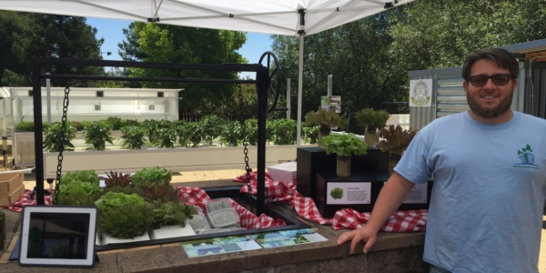 How To Reduce the Eco-Footprint of Your Lunch: A Conversation with Cityblooms Founder Nick Halmos