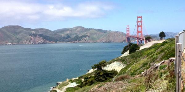 Why is the Golden Gate Bridge Orange?