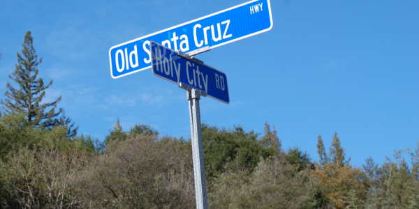 Holy City: Father Riker's Cult in the Santa Cruz Mountains