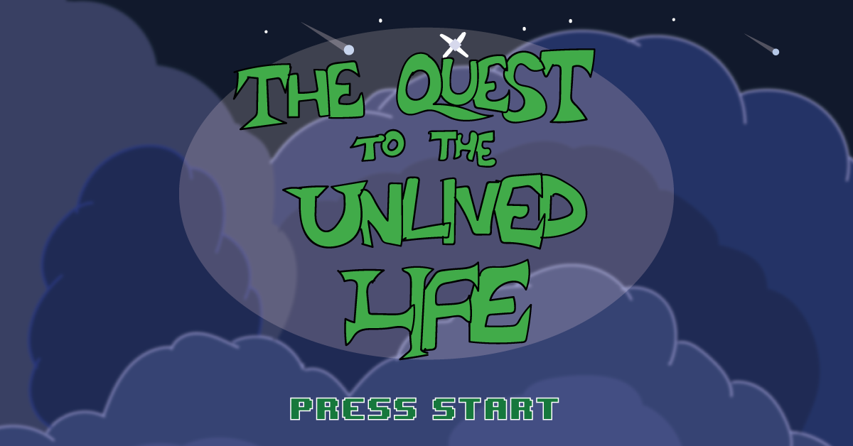 The Quest To The Unlived Life