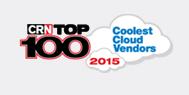 2015 CRN Top 100 Coolest Cloud Vendors Award