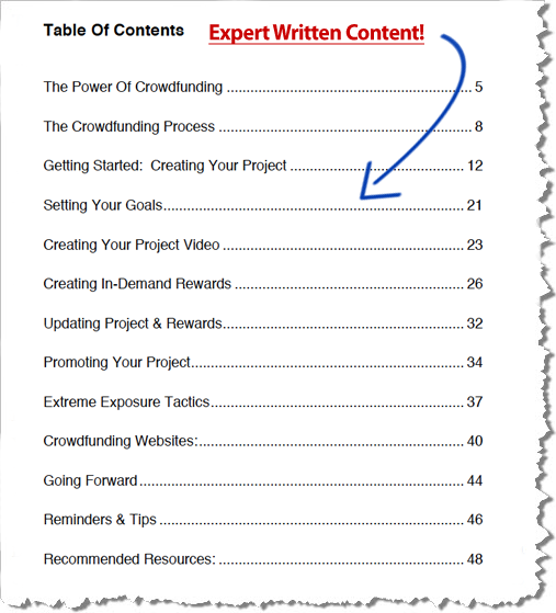 Crowdfunding Blueprint - San Francisco Bay Area High School Crowdfunding Challenge
