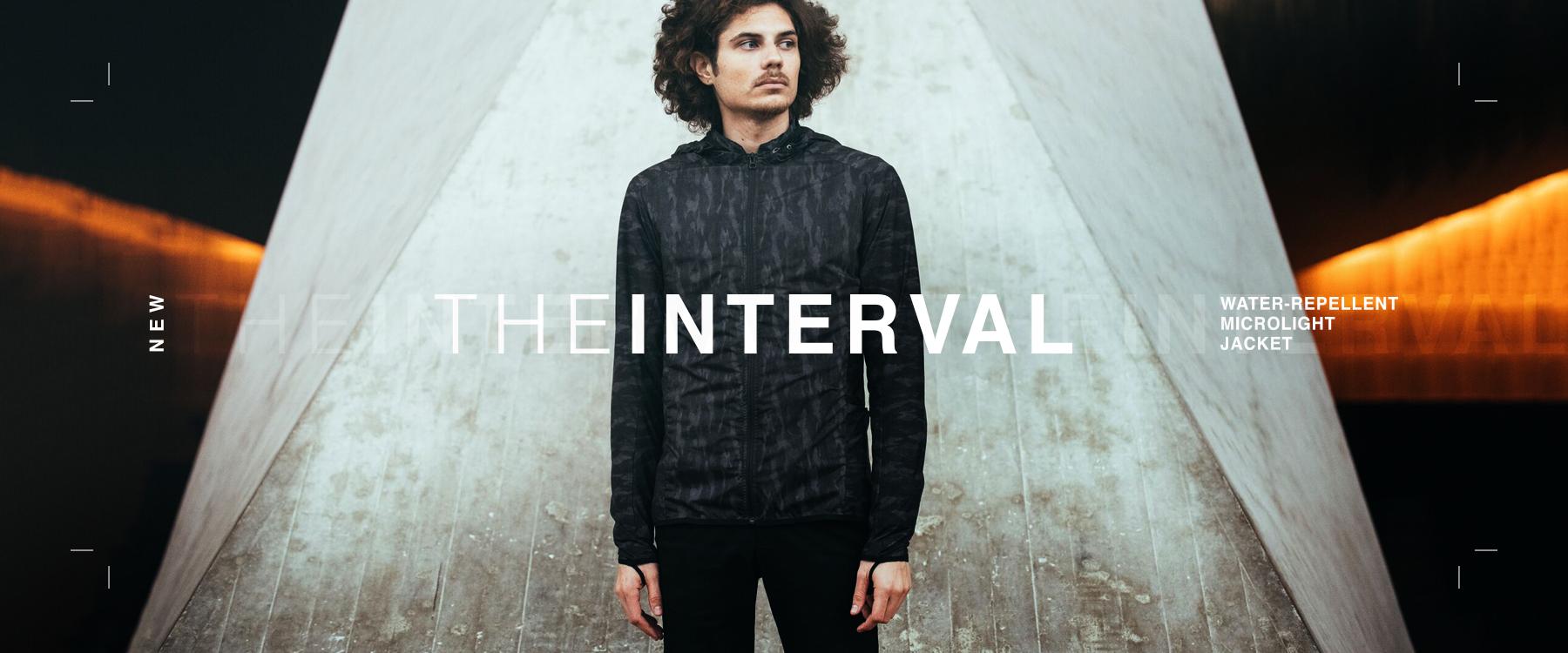 The Interval : Microlight Windshell Jacket