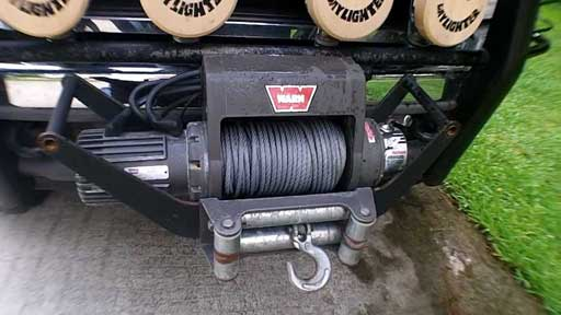 5 Best ATV Winch Reviews 2019 [Buying Guide] | ToolFeature