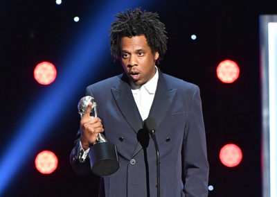 Jay-Z Receives the President's Award