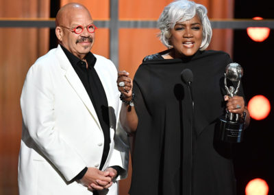 Tom Joyner Receives the Vanguard Award