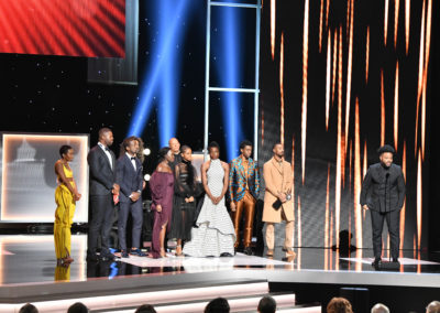 Black Panther Wins Outstanding Motion Picture