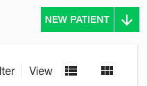 button on patients list