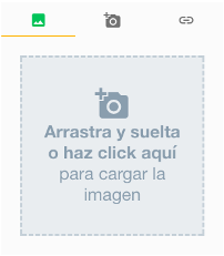 upload avatar drop