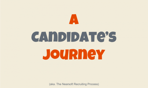 A Candidate's Journey (slides)