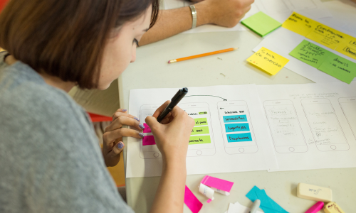 Using rapid prototyping to validate your travel app