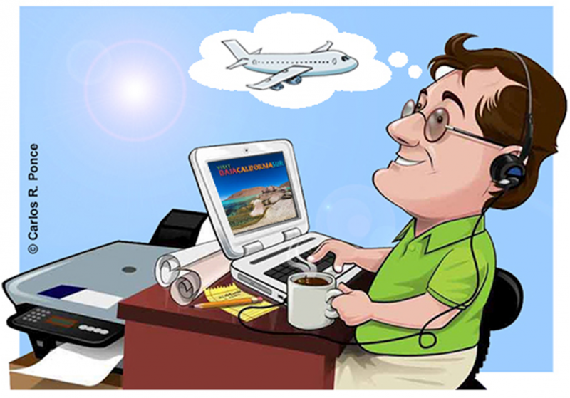 Travel Tech in a Shrinking World