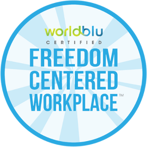 WorldBlu Freedom-Centered Workplace