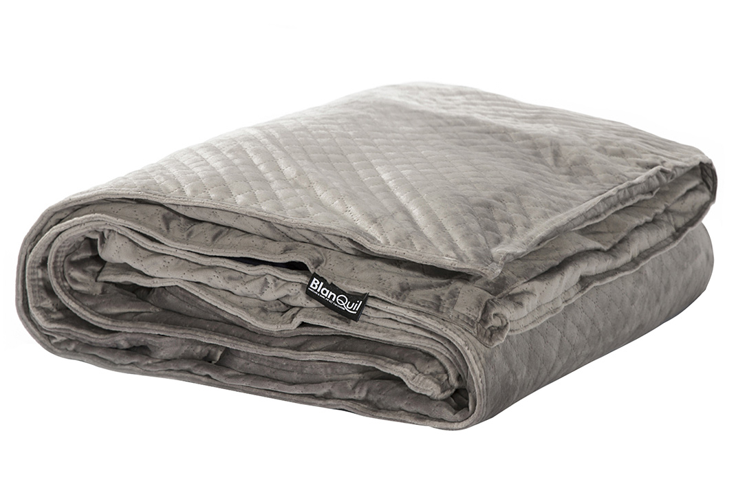 Image of Nectar Blanquil Weighted Blanket - Grey
