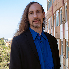 Carter Butts, UCI professor of sociology