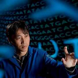 UCI Researcher Chang Liu