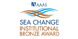 AAAS Sea Change Institutional Bronze Award