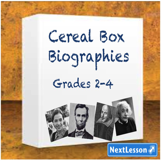 Cereal Box Biography