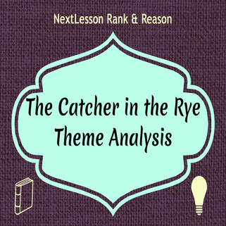 an analysis of the catcher in the rye Free essay: jerome david salinger's only novel, the catcher in the rye, is based on the life events shaping main character, holden caulfield, into the.