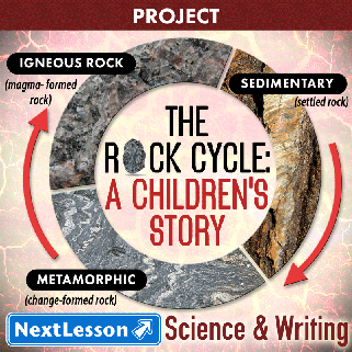 The Rock Cycle: A Children's Story