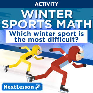 Winter Sports Math