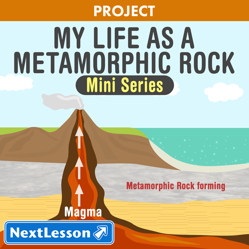 My Life as a Metamorphic Rock   NextLesson