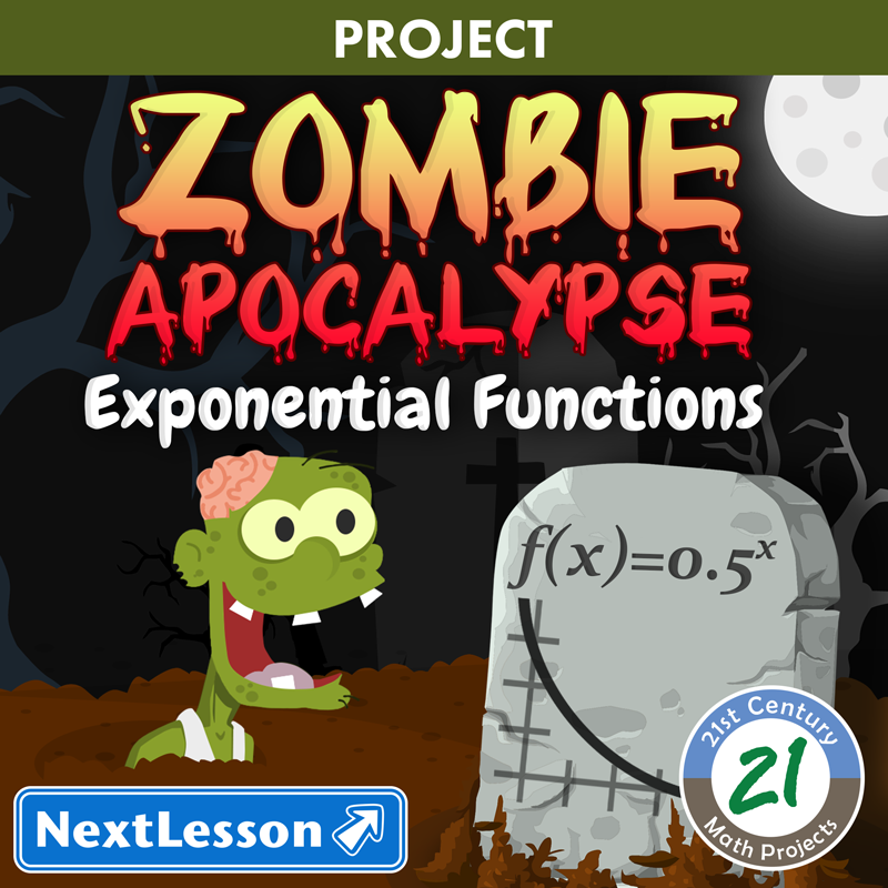 Zombie Apocalypse -- Exponential Function STEM Project ...