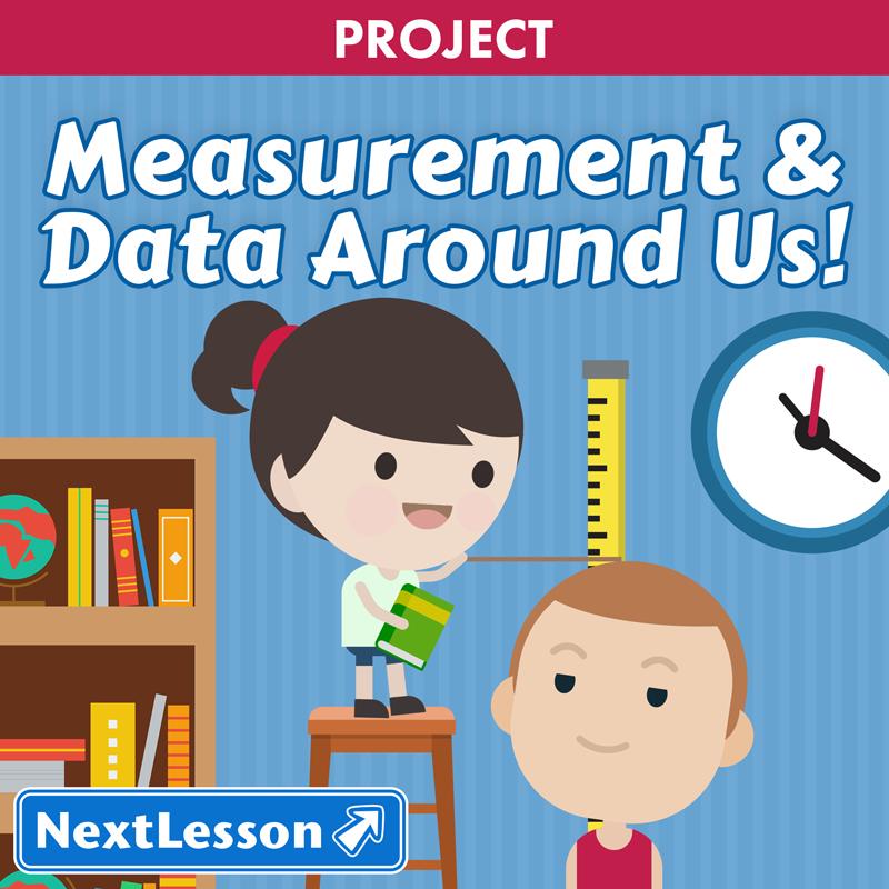 Measurement & Data Around Us! | NextLesson