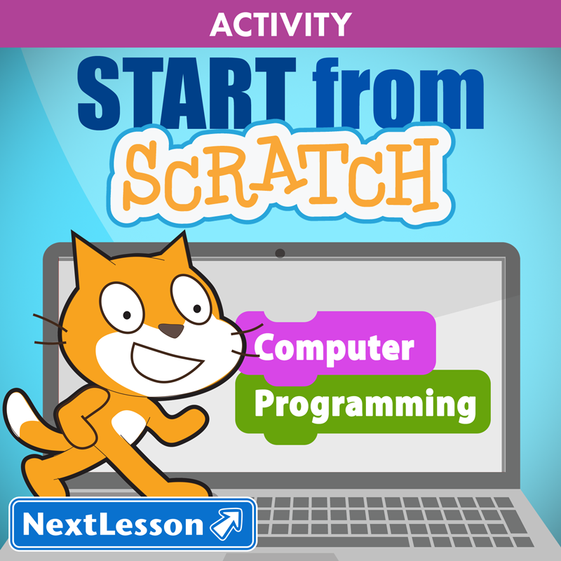 Start from Scratch - Computer Programming | NextLesson