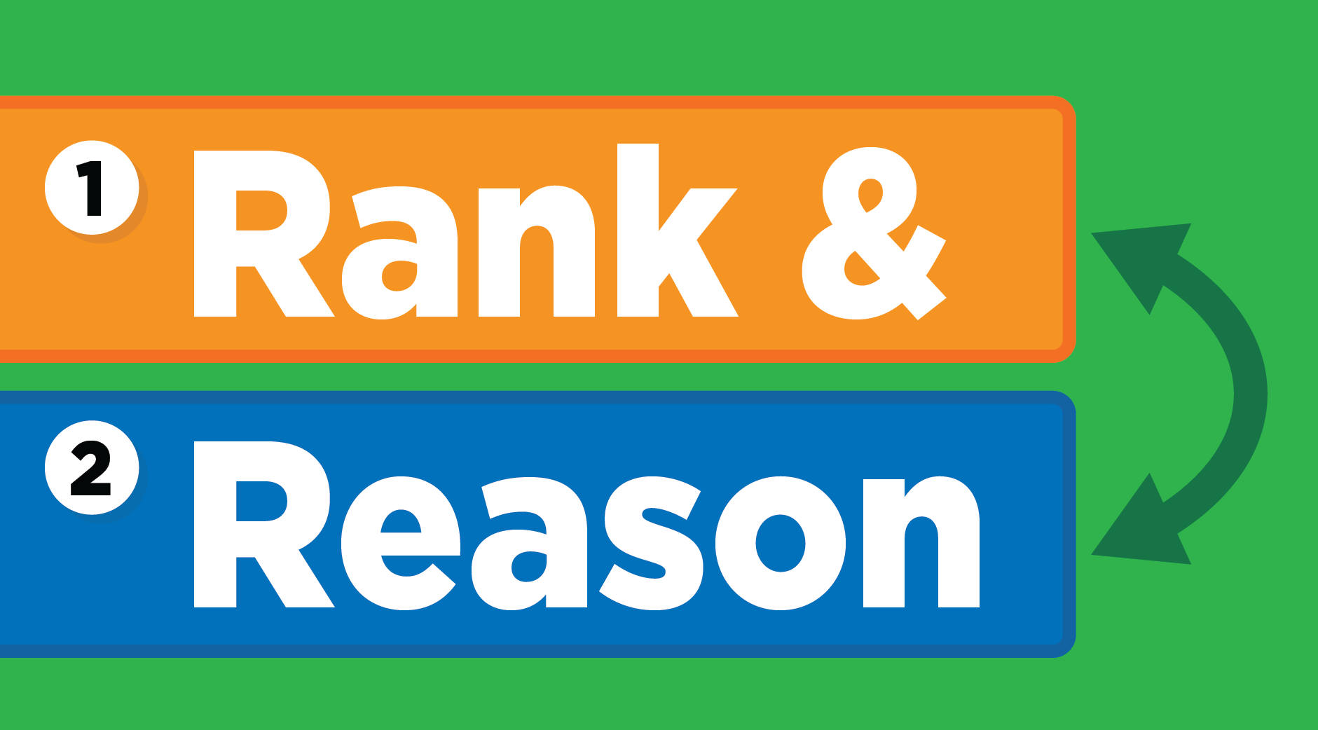 Rank & Reason<sup>&reg;</sup>