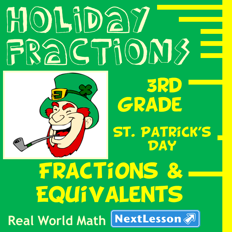 Holiday Fractions - Holidays