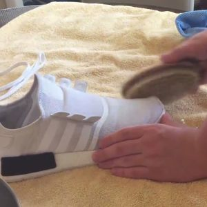 Learn how to clean shoes using Crep Protect.