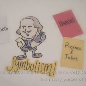 Learn about symbolism in Shakespeare.