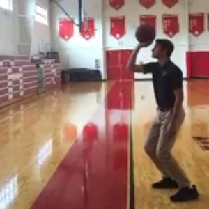 Learn about various basketball shots.