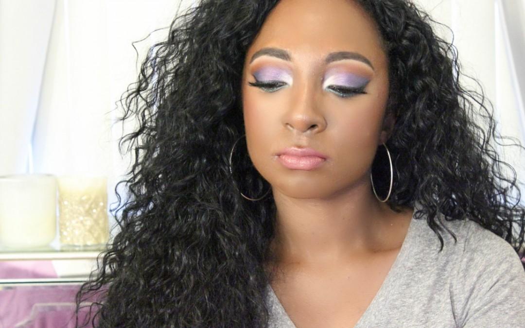 Colorful Makeup Tutorial | Jaclyn Hill Morphe Palette