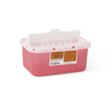 Biohazard Patient Room Sharps Containers