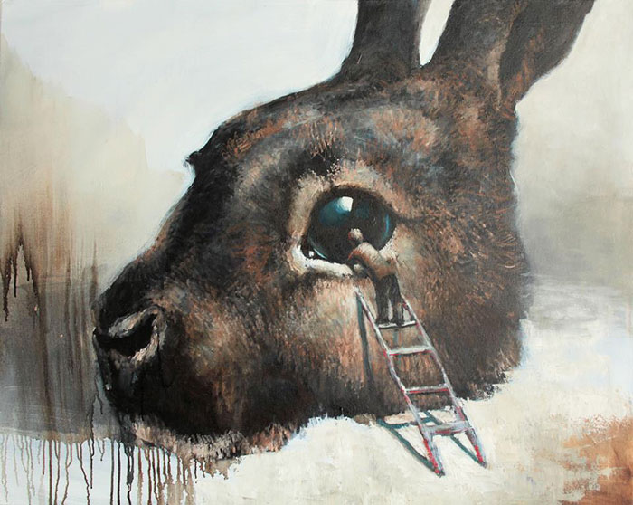 Water Paint Donkey