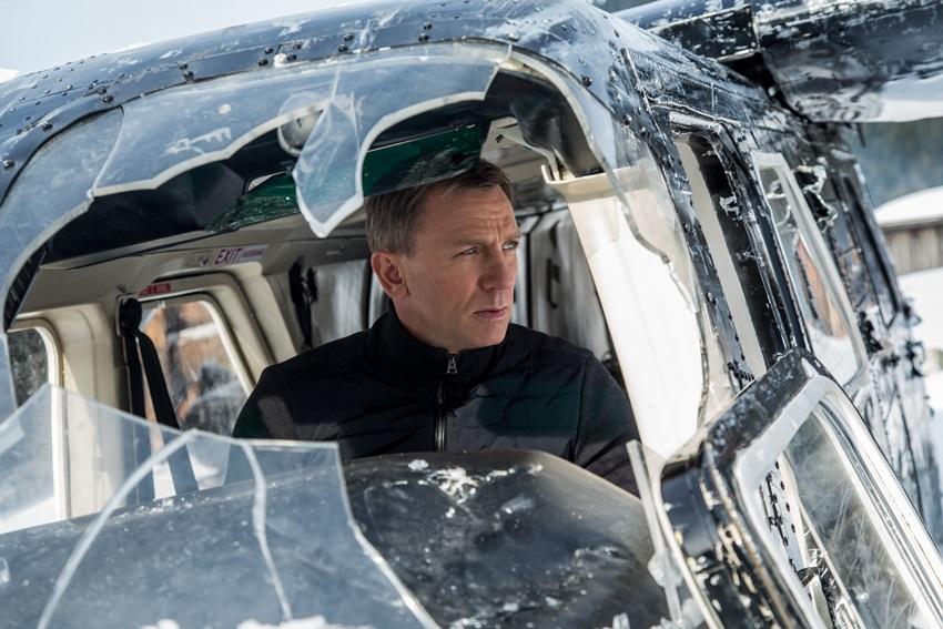 11月5日上映新片快报:《007恶魔四伏》詹姆士庞德回来了!