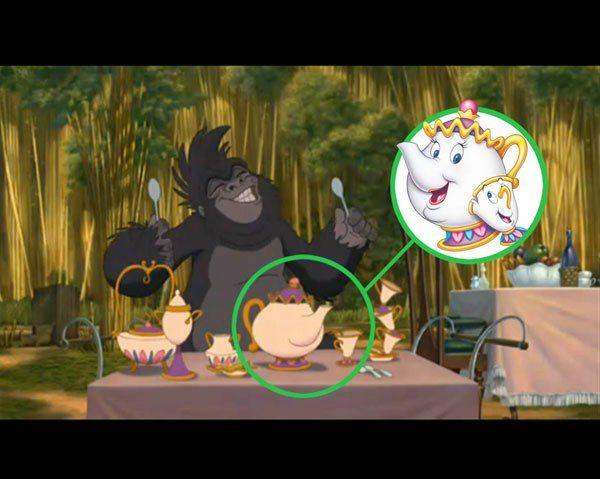真有其事!迪士尼電影中的奇特真相 迪士尼、皮克斯、電影、動畫、動漫 爆米花小姐 妞新聞 Niusnews