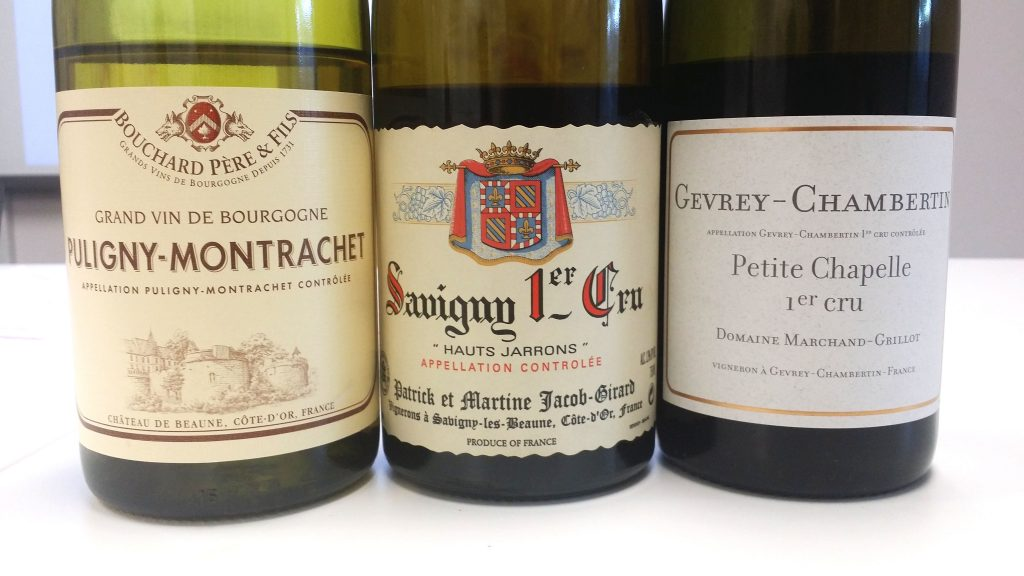 French Wine Scholar Wines