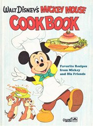 Mickey Mouse Cook Book