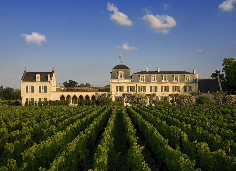 """Château Haut Brion, Bordeaux, France. """"Contrasting the dramatically different state of producers in Bordeaux, from First Growths to the modest producers in Entre-deux-Mers during a recent study trip to there, imparted a deeper understanding of the challenges facing a very bifurcated market and the why behind some of the major pricing fluctuations in the Bordeaux business."""" - CS. Image Source: www.Haut-Brion.com"""