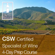 CSW Wine Course 4-day