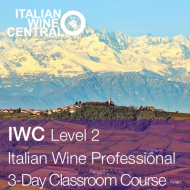 IWC Level 2 Italian Wine Professional