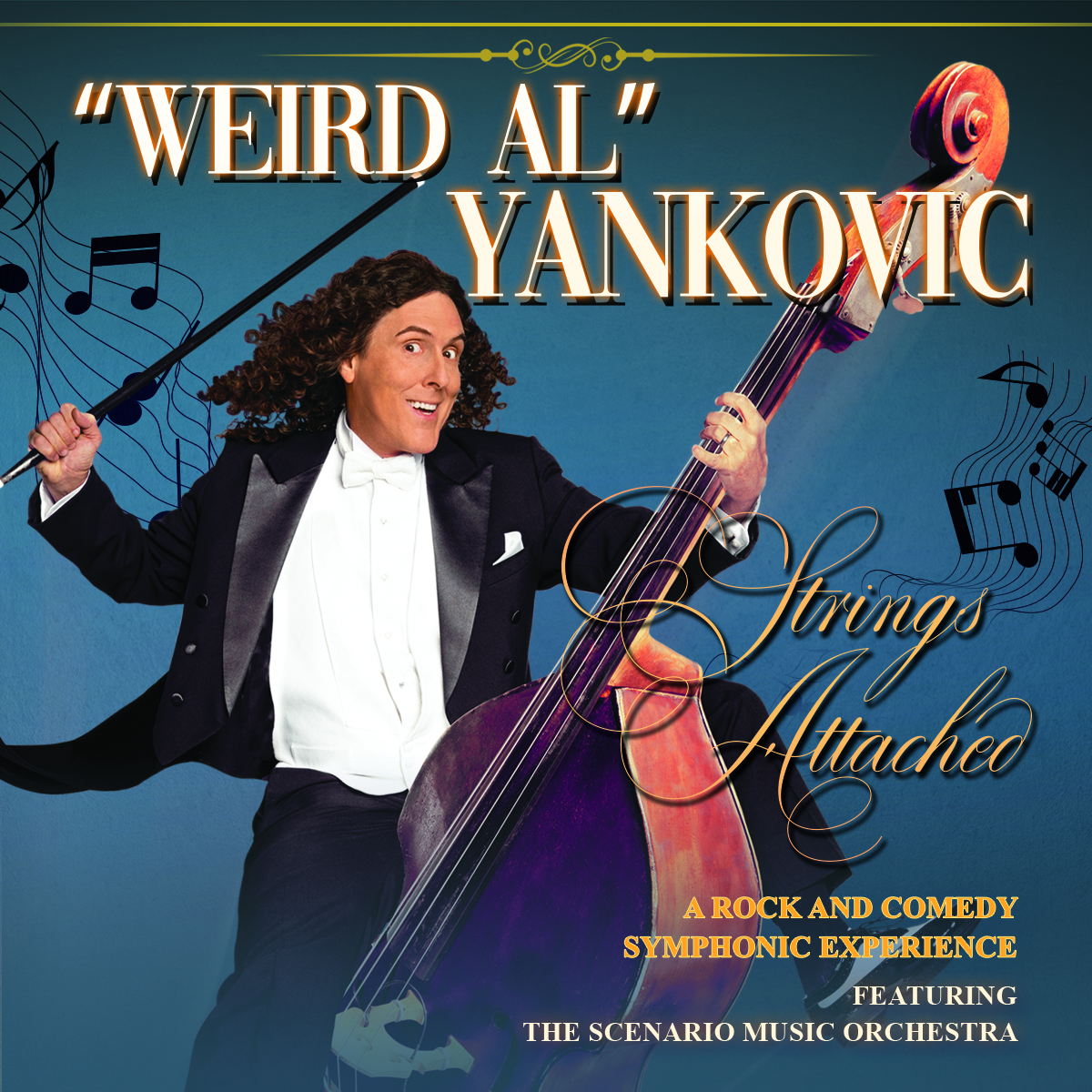 """Weird al"""" yankovic to turn blizzcon® 2016 into a gamer's paradise."""