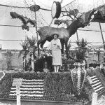 Parade Float. Year: 1930s