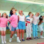 Doughnut Eating Contest. Year: 1989